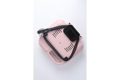 Vitantonio 多功能窩夫機-粉紅(一機兩烤盤組合)