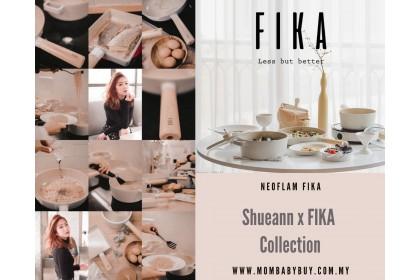 Shueann x Neoflam FIKA 精選組合