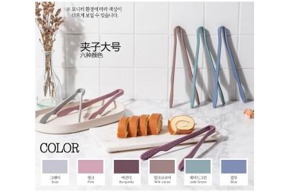 韓式莫蘭迪矽膠夾