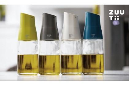 加拿大 ZUUTii 自動開蓋玻璃油醋瓶