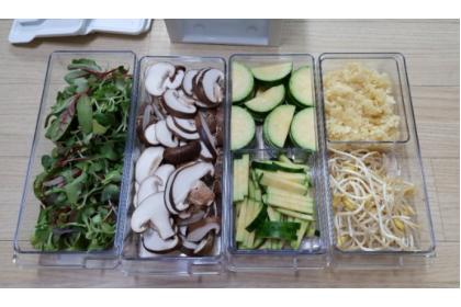 韩国 Easy-Ssok 冰箱收纳盒- 套组